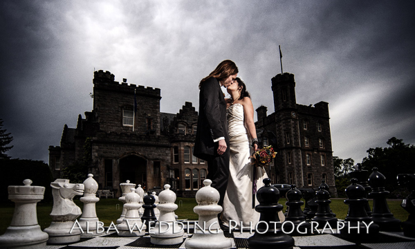 The End Game at Inverlochy Castle